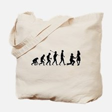 Proposing For Marriage Tote Bag