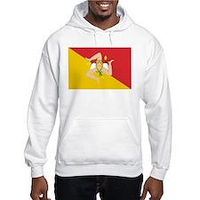 Sicily Flag Jumper Hoody