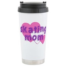 Skating Mom 3 Travel Mug