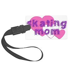 Skating Mom 3 Luggage Tag