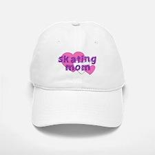 Skating Mom 3 Baseball Baseball Cap