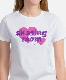 Skating Mom 3 Women's T-Shirt