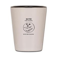 Cool Beth Shot Glass