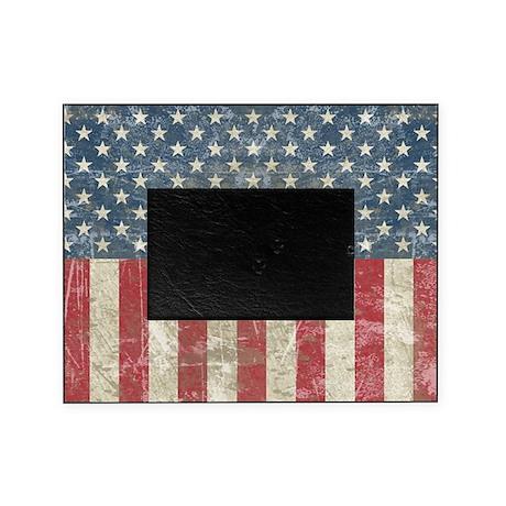 Vintage USA Picture Frame