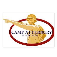 Camp Atterbury Postcards (Package of 8)