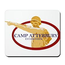 Camp Atterbury Mousepad