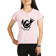 Three Legged Crow Performance Dry T-Shirt