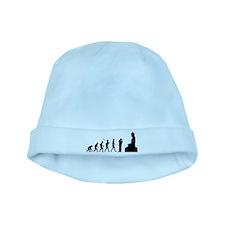 Buddhist baby hat