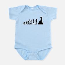 Buddhist Infant Bodysuit