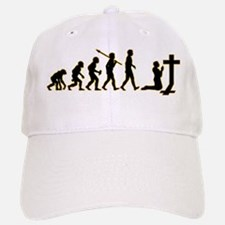 Praying Baseball Baseball Cap