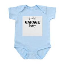 Daddys Garage Buddy Onesie
