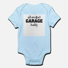 Grandpas Garage Buddy Onesie