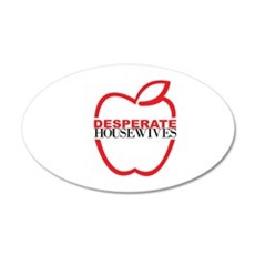 Desperate housewives 22x14 Oval Wall Peel