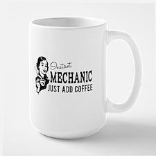 Instant Mechanic Coffee Mug Mug