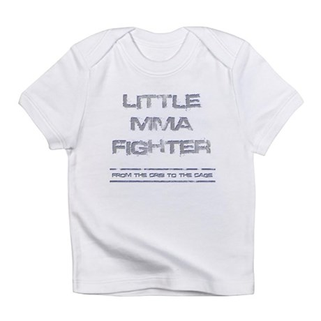 Little MMA Fighter Infant T-Shirt