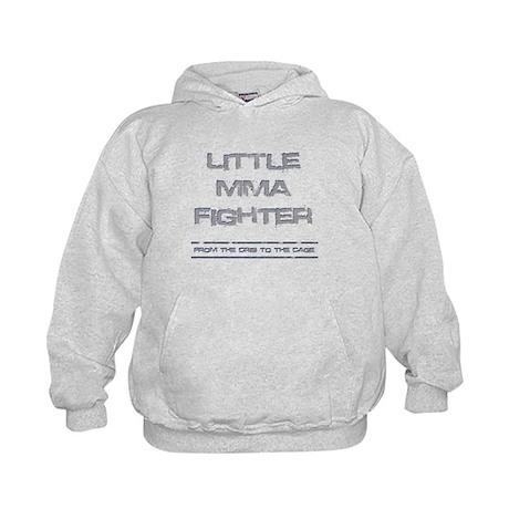 Little MMA Fighter Kids Hoodie