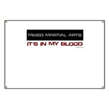 MMA In blood Banner