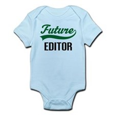 Future Editor Infant Bodysuit