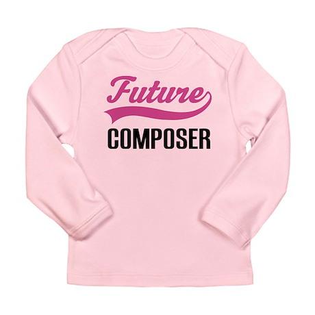 Future Composer Long Sleeve Infant T-Shirt