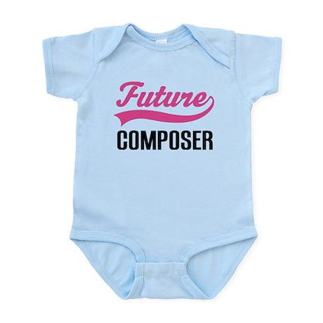 Future Composer Infant Bodysuit
