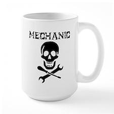 Mechanic Pirate Mug Mug