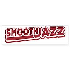Smooth Jazz Team Bumper Bumper Sticker