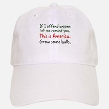 This is America Baseball Baseball Cap