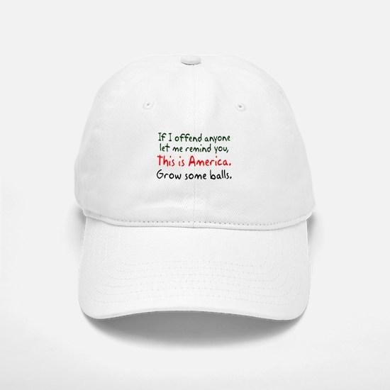 This is America Baseball Baseball Cap