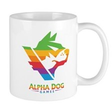 Alpha_Dog_Red_Symbol_Front_TShirt.png Mug