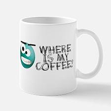 Where is my coffee Mug