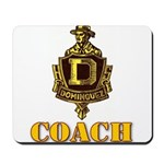 Dominguez High Coach Mousepad