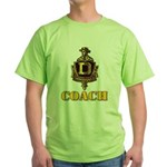 Dominguez High Coach Green T-Shirt
