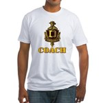 Dominguez High Coach Fitted T-Shirt