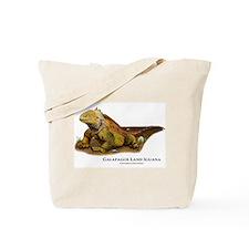 Galapagos Land Iguana Tote Bag