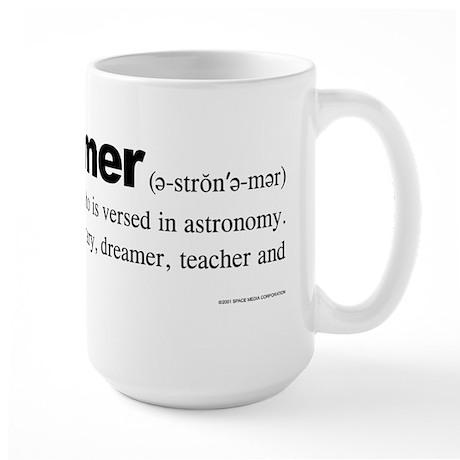 Astronomer Large Mug