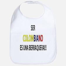 Ser Colombiano s una berraquera Bib