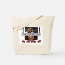 OBAMA HOLDER CRYING.jpg Tote Bag