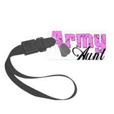 armyaunt99.png Luggage Tag