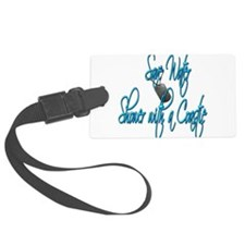 savewatercoastie2.png Luggage Tag