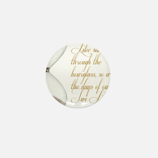 Days of our Twi-Lives Mini Button