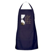 Days of our Twi-Lives Apron (dark)