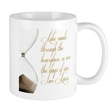 Days of our Twi-Lives Small Mug
