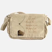 Days of our Twi-Lives Messenger Bag