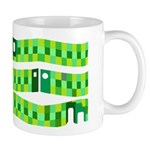 3-D Greens Mug