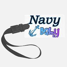 navybabyboy.PNG Luggage Tag