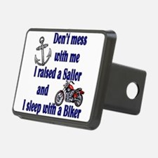 2-RAISEDSAILORBIKER.png Hitch Cover