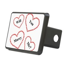 Love & Hearts Hitch Cover