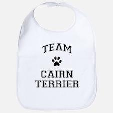 Team Cairn Terrier Bib