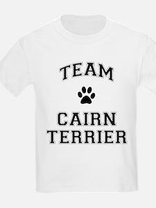 Team Cairn Terrier T-Shirt