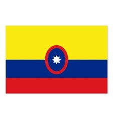 Insignia Civil Colombiana Postcards (Package of 8)